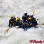 Rafting Trancura Alto - Pucón
