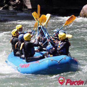 Rafting Trancura Bajo - Pucón