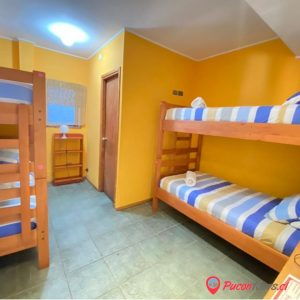 Habitaciones Hostal Pucontours